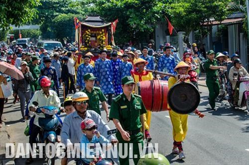 HCM City: Can Gio district to host Nghinh Ong festival hinh anh 2