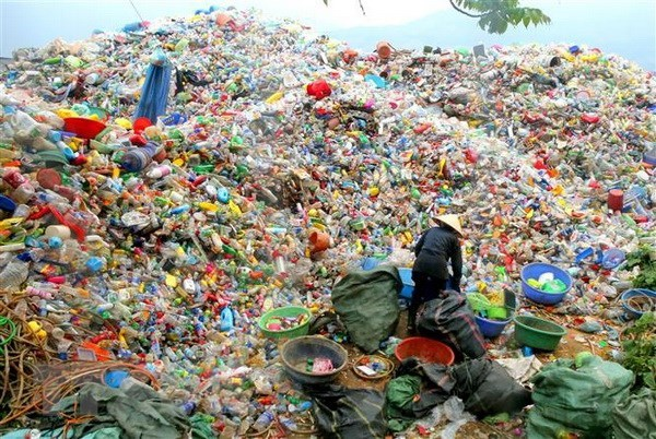 Vietnam to work with Japan in marine plastic waste reduction hinh anh 1