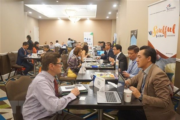 Vietnam promotes tourism in US hinh anh 1