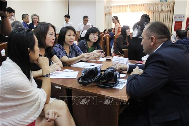 Vietnam, Bulgaria hold high potential for expanded trade, investment ties hinh anh 1