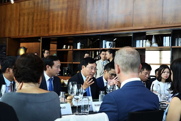 Vietnam hopes for stronger cooperation with EU hinh anh 1