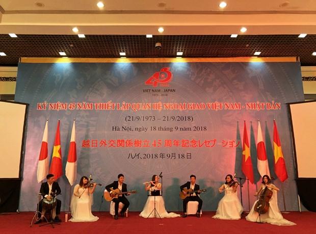 Japan treasures cooperation with Vietnam: Ambassador hinh anh 1