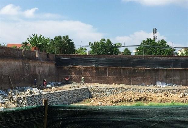 Thua Thien-Hue struggles to move residents from citadel walls hinh anh 1