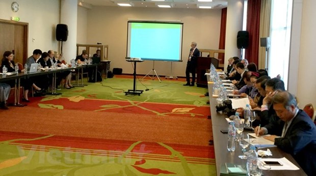 Moscow workshop seeks solutions to East Sea disputes hinh anh 1