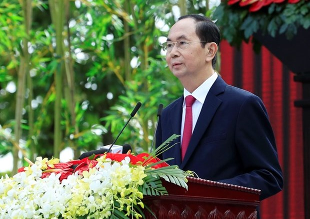 Condolences pour in over passing of President Tran Dai Quang hinh anh 1