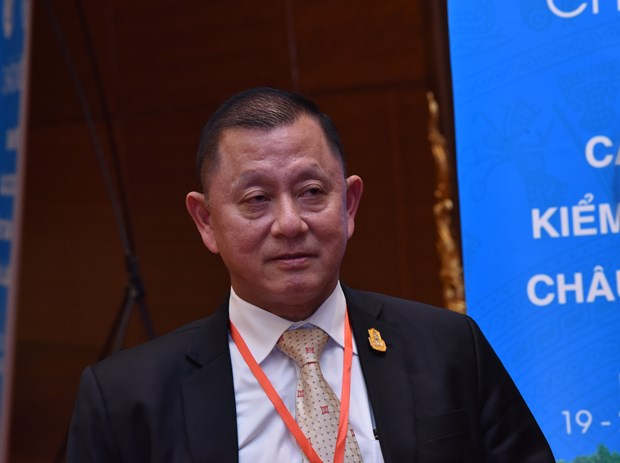 ASOSAI 14: Thailand to work closely with Vietnam in auditing hinh anh 1