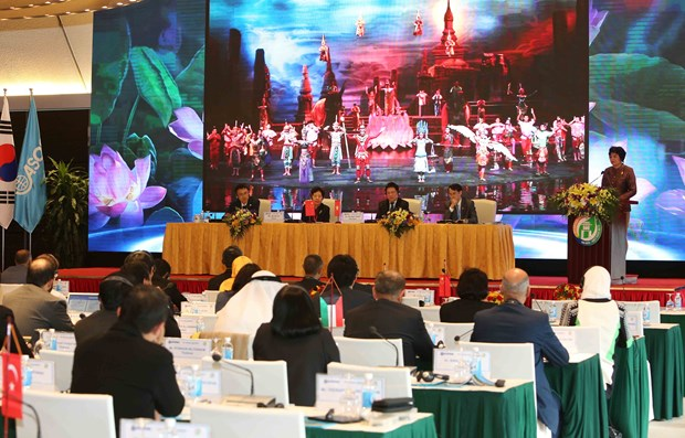 ASOSAI Governing Board holds 53rd meeting in Hanoi hinh anh 1