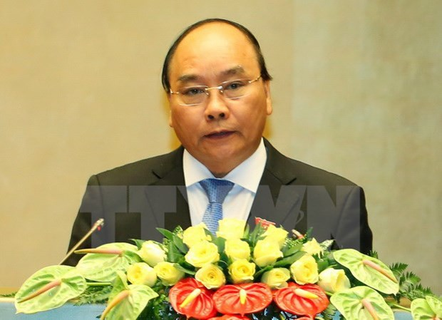 PM Phuc hails WFTU's support to Vietnam hinh anh 1