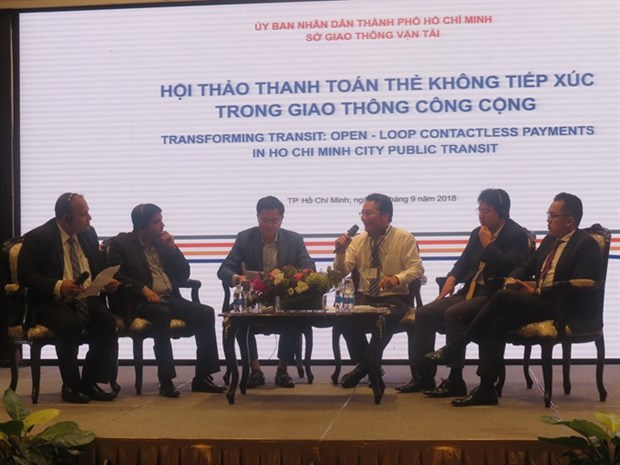 Better, universal payment system needed for public transit: experts hinh anh 1
