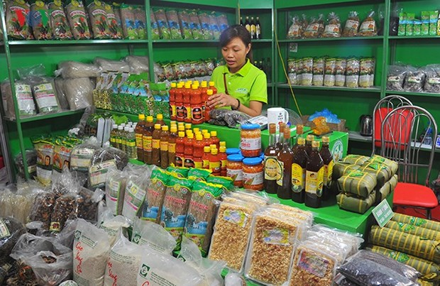 Vietnamese Goods Fair kicks off in Hanoi hinh anh 1