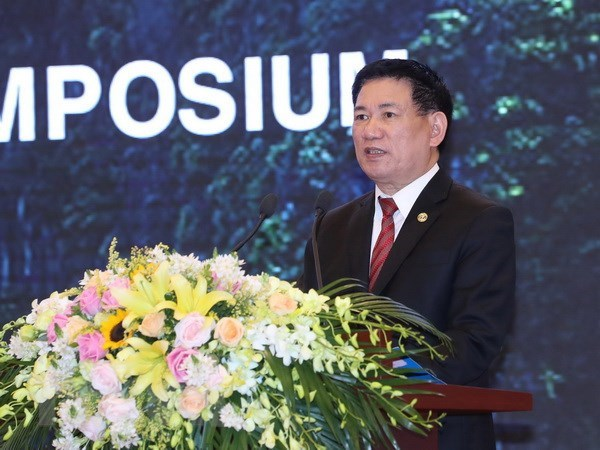 Vietnam's Auditor General highlights connectivity in ASOSAI hinh anh 1