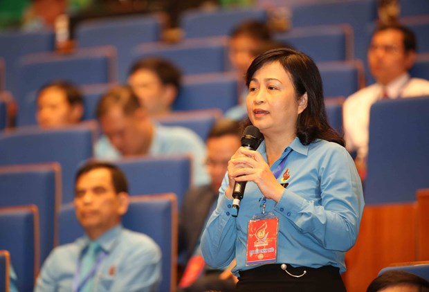 Forum stresses labour productivity in national competitiveness hinh anh 1