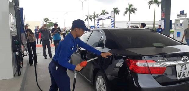 Idemitsu Q8 opens third petrol station in Vietnam hinh anh 1