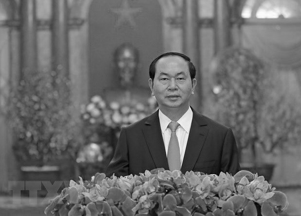 More condolences to Vietnam over President's passing hinh anh 1