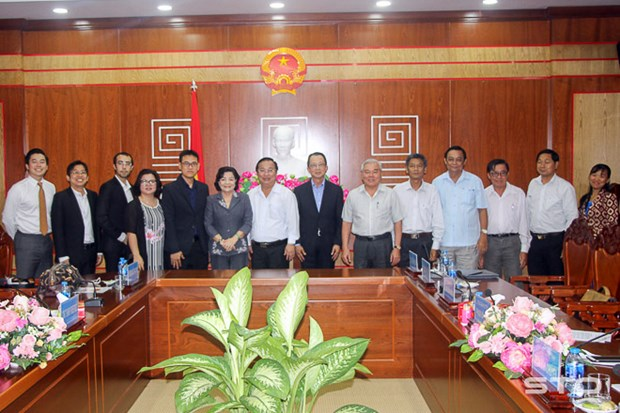 Thai company seeks to invest in thermo-power plant in Soc Trang hinh anh 1