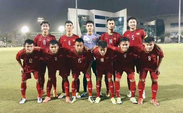 Vietnam ranks third at four-nation international friendly tournament hinh anh 1