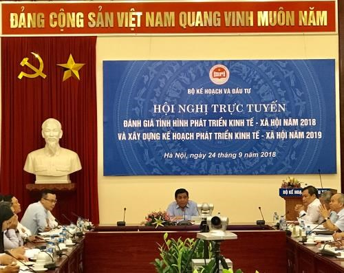 Minister: Economic shake-up crucial for fulfilling socio-economic targets hinh anh 1
