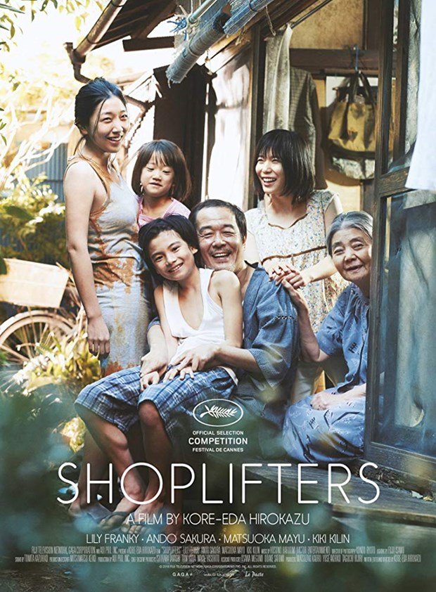 Japan's Shoplifters to open 5th Hanoi International Film Fest hinh anh 1