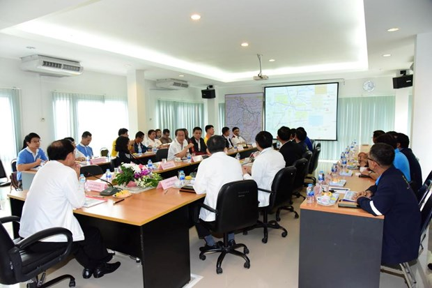 Thai Transport Ministry gears up for Moto GP race hinh anh 1