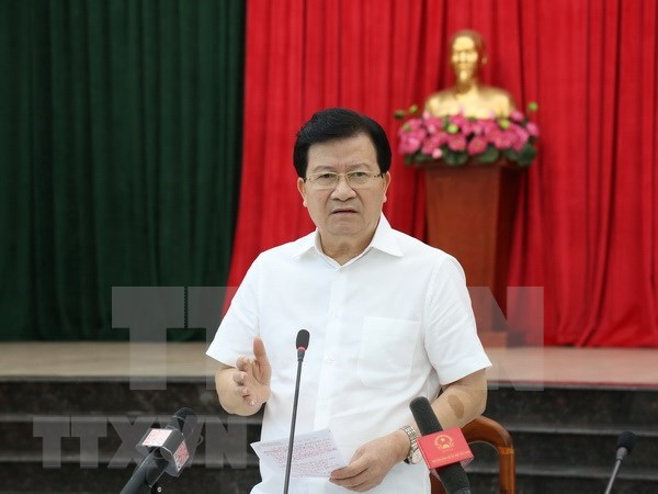 Deputy Prime Minister instructs study on upgrading Dien Bien airport hinh anh 1