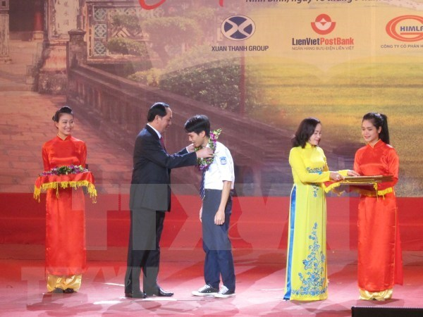 Dinh Bo Linh Foundation nurtures young talents hinh anh 1