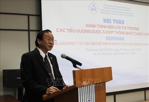 Opportunities open for local exports to UAE, Kuwait hinh anh 1