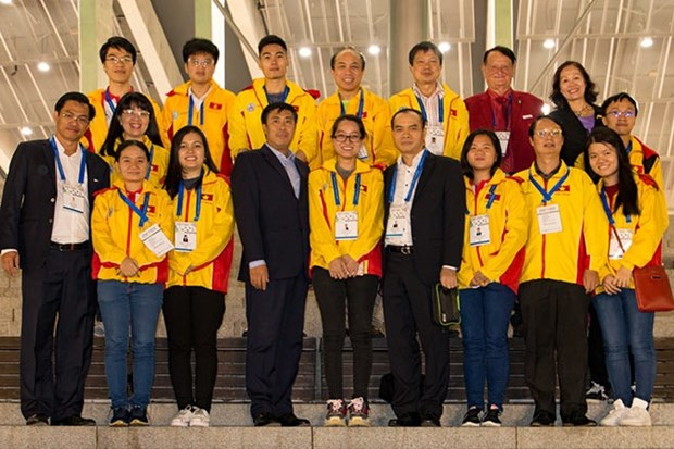 Vietnam brings strongest team to Batumi Chess Olympiad hinh anh 1