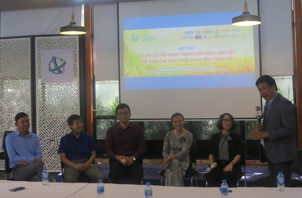 Brand building key for agricultural businesses hinh anh 1