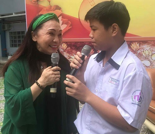 Project brings theatre to secondary schools hinh anh 1