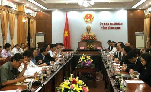 Thai-invested firm to build abattoir in Binh Dinh hinh anh 1