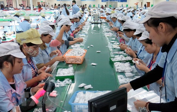 Hanoi's FDI attraction in nine months far exceeds yearly target hinh anh 1