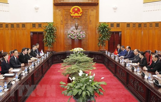 PM: Vietnam willing to foster partnership with RoK hinh anh 1