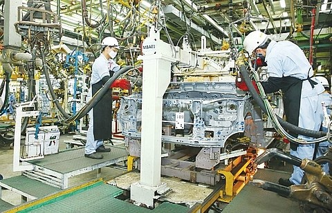 FDI disbursement up 6 percent in nine months hinh anh 1