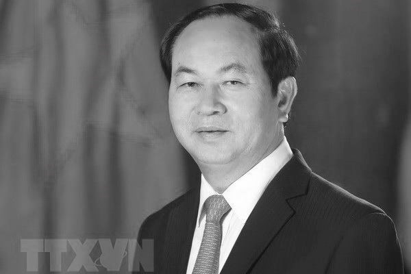 Foreign leaders mourn President Tran Dai Quang hinh anh 1