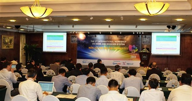 Workshop discusses MEMS, IoT application in Vietnam hinh anh 1
