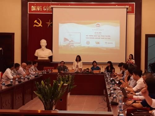 Free e-learning course launched to support SMEs hinh anh 1