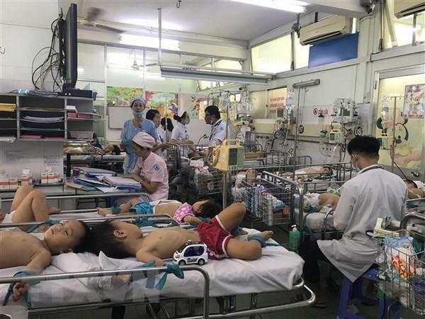 Disease season peaks in southern region hinh anh 1