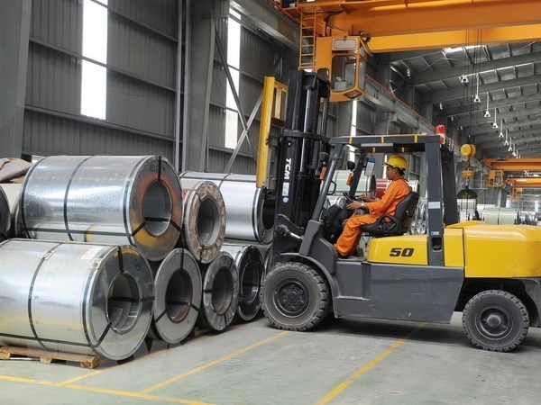 Indonesia stops anti-dumping investigation on Vietnamese steel hinh anh 1
