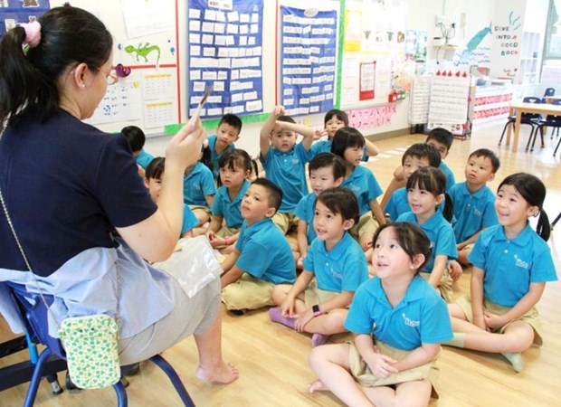 Singapore strives to ease pressure on schoolchildren hinh anh 1