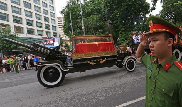 More condolences over President Tran Dai Quang's passing hinh anh 1