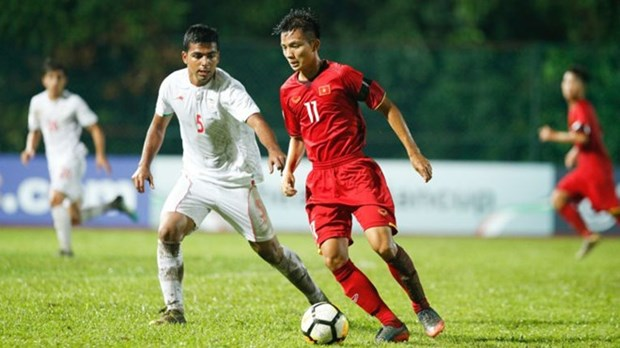 Vietnam suffers 0-5 defeat to Iran, out of AFC U16 champs hinh anh 1