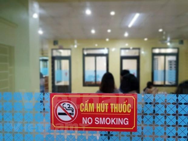 WHO's social media campaign promotes smoke-free environment hinh anh 1