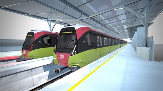 Public votes for metro line No 3 train design hinh anh 1