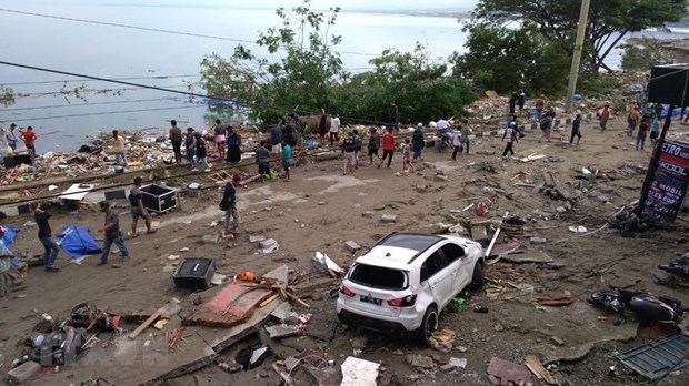 Many areas in Indonesia remain isolated hinh anh 1