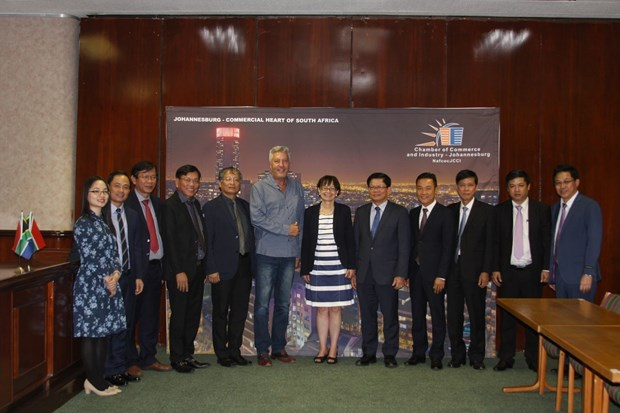 Da Nang seeks to bolster relations with South Africa hinh anh 1