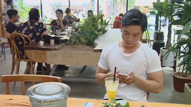 Tropical forest coffee in Hanoi attracts young people hinh anh 4