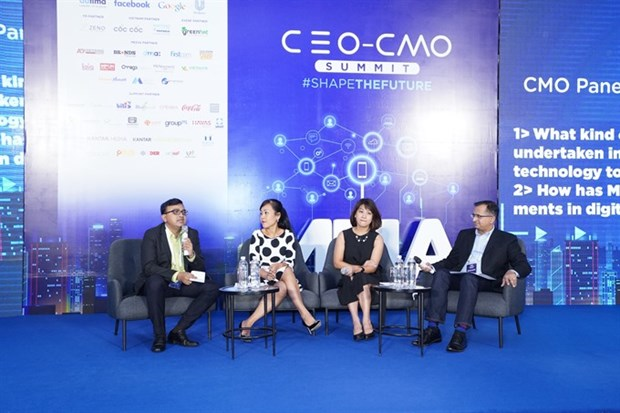 Firms seek new paths to customers hinh anh 1