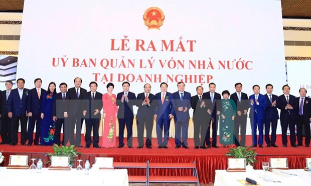 Committee for Management of State Capital debuts hinh anh 1