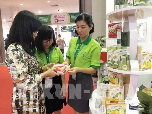 550 firms to showcase products at Vietfood & Beverage – ProPack 2018 hinh anh 1