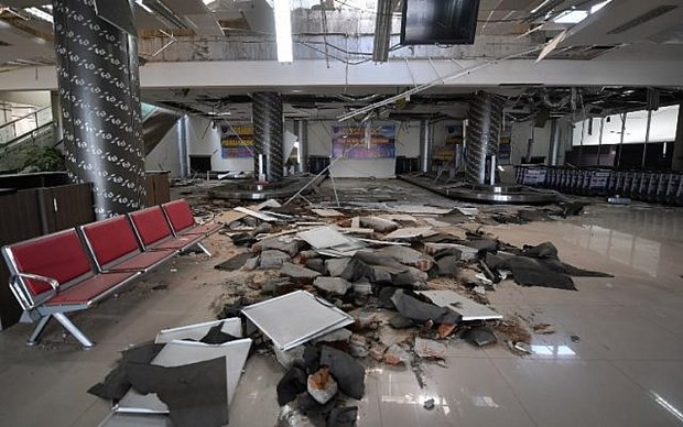 Death toll of Indonesia's quake rises to 1,249 hinh anh 1